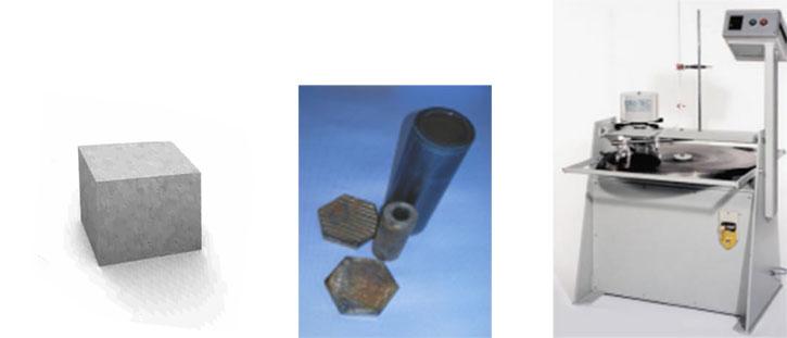 WPE Diamondの耐摩耗性ラボ試験